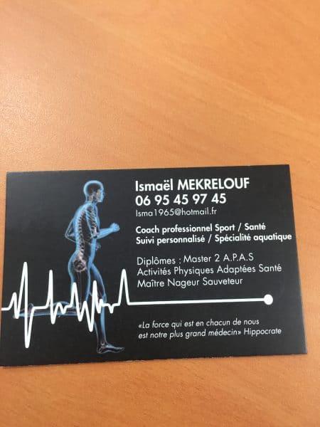 Mekrelouf Ismaël