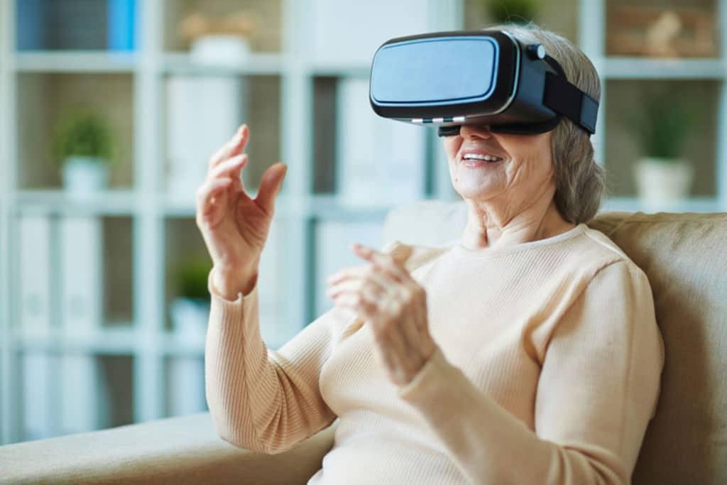 La réalité virtuelle au service de l'équilibre des seniors