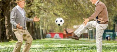 pratique d'une activité physique pendant la retraite