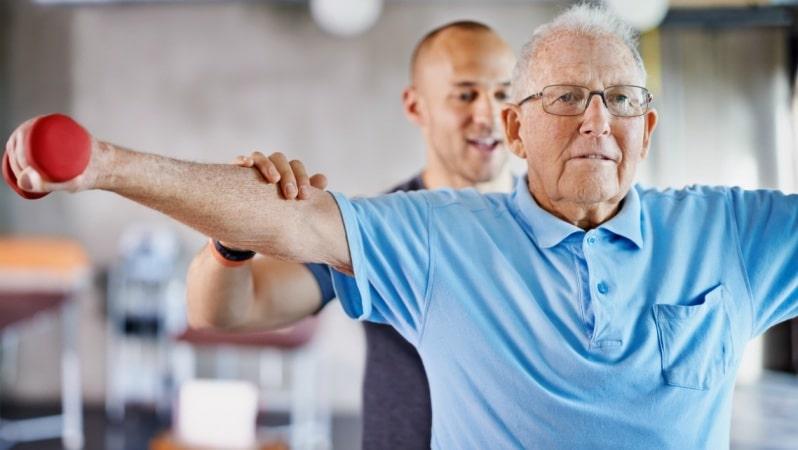 arthrose et activités physiques chez les seniors