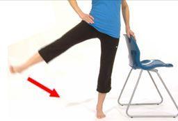 balancement jambes pour muscler ses cuisses