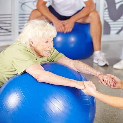 Bilan d'activités physiques adaptées pour les seniors