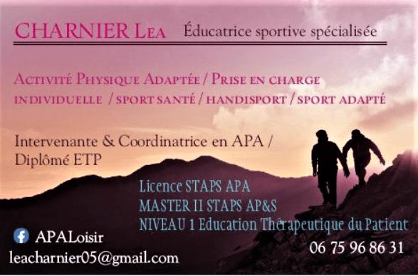 Lea CHARNIER [EAPA]
