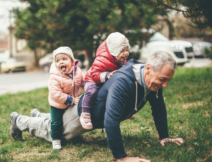 exercices de prévention des risques cardio-vasculaires chez les seniors