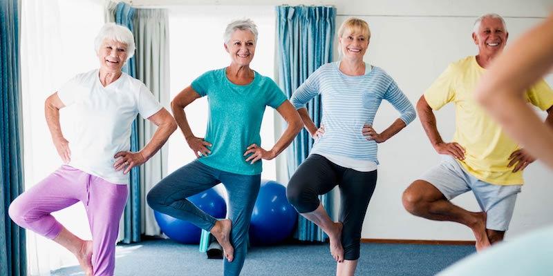 Comment améliorer son équilibre quand on est senior