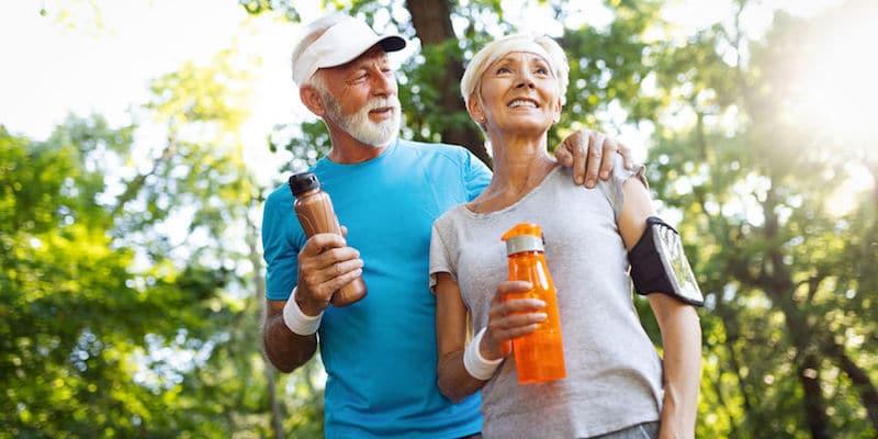 Comment controler son poids quand on est senior