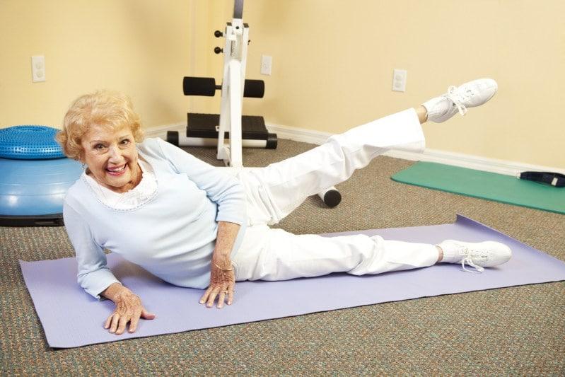 Comment conserver la mobilité des hanches.