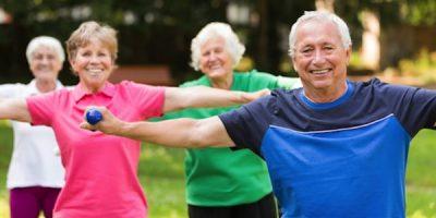 Didier Arnould, médecin du sport, parle de l'activité physique chez les seniors