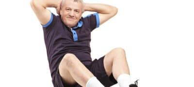 comment entretenir ses abdominaux quand on est senior ?