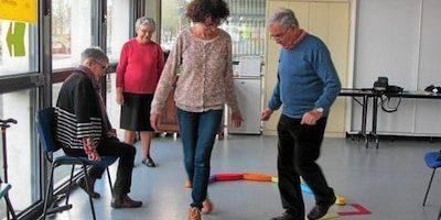les ergothérapeutes au services des seniors