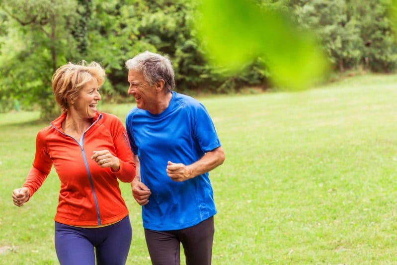 exercices pour entretenir le coeur quand on est senior