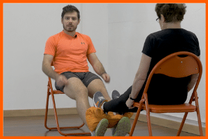 exercices de gym douce pour les aidants en video