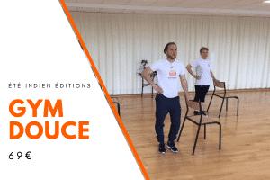 exercices de gym douce en vidéo pour les seniors