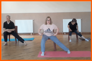exercices de prévention de l'arthrose en video
