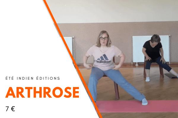 exercices de prévention de l'arthrose en vidéo pour les seniors