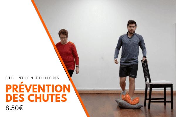 exercices de prévention des chutes en vidéo pour les seniors