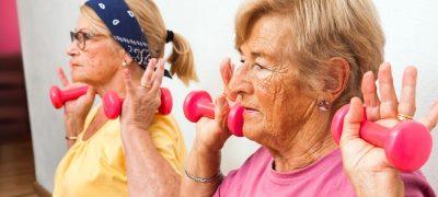 Activités physiques en résidence services seniors