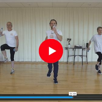 gym douce en vidéo : séance offerte@