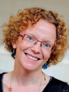 Isabelle Mischler, membre du Comité d'experts sport - santé de Eté Indien