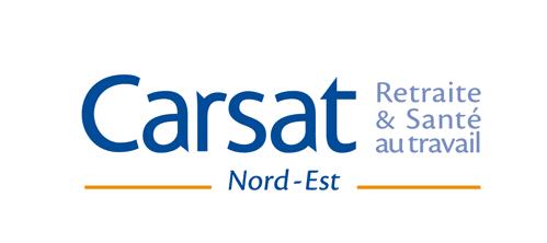 logo de la Carsat Nord Est