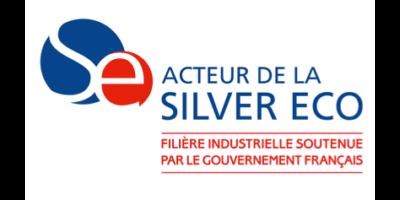 Logo filière de la silver économie