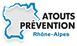 Logo Atouts Prévention Rhône Alpes