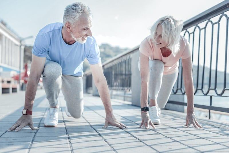 Maigrir après 60 ans : quelles activités physiques privilégier ?