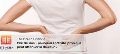 Mal de dos chez les seniors : pourquoi l'activité physique peut atténuer la douleur ?