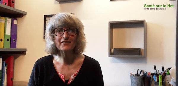Martine Lemarchand, enseignante en activités physiques adaptées