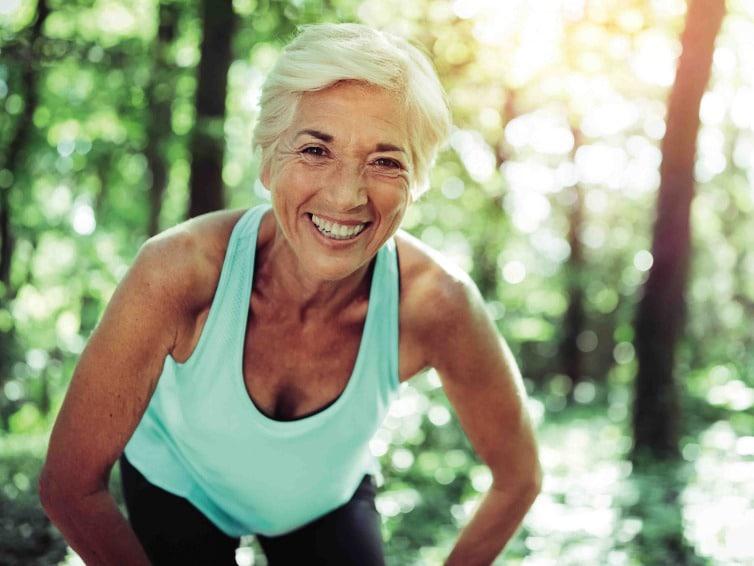 comment muscler mes bras après 55 ans ?