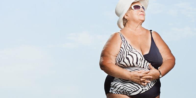 obésite chez les seniors, risque et conséquence