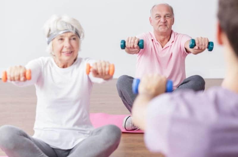 peut-on se muscler après 70 ans