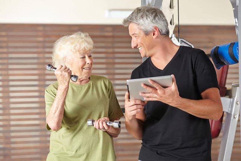 plateforme numérique de prévention de la santé pour les seniors
