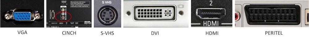 prises ordinateur PC et TV