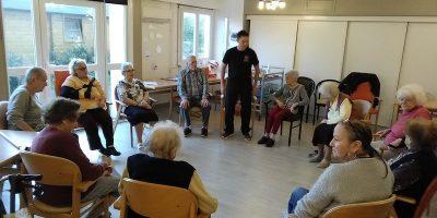 activités physiques en résidences senior