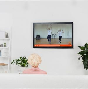 Séances d'activités physiques adaptées pour les seniors en vidéo