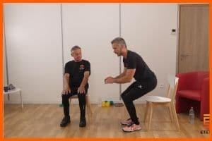 séance de prévention de l'arthrose en vidéo