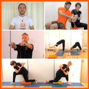 Abonnement gratuit séances d'activité physique en vidéo