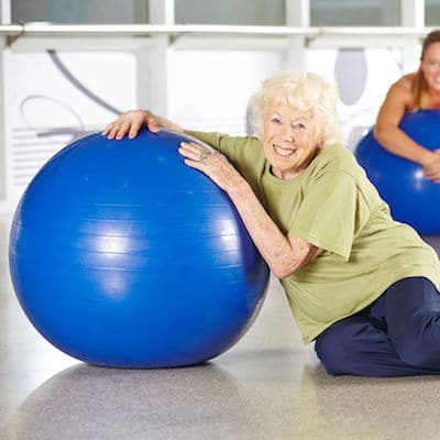 Eté Indien propose des séances d'activités physiques adaptées en groupe pour les seniors