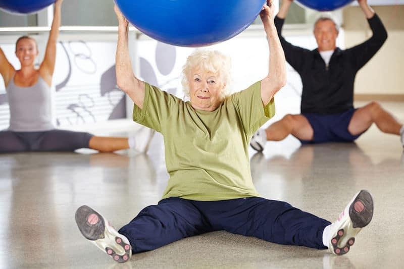 Séances d'activités physiques et ateliers de prévention santé pour les seniors