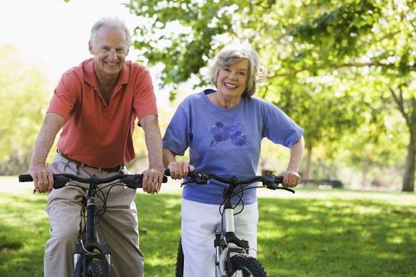 stimuler son coeur et ses poumons quand on est senior