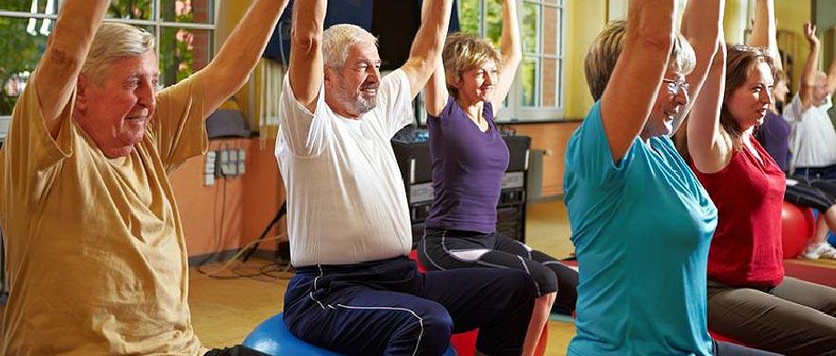 Santé des seniors : le sport est un remède idéal