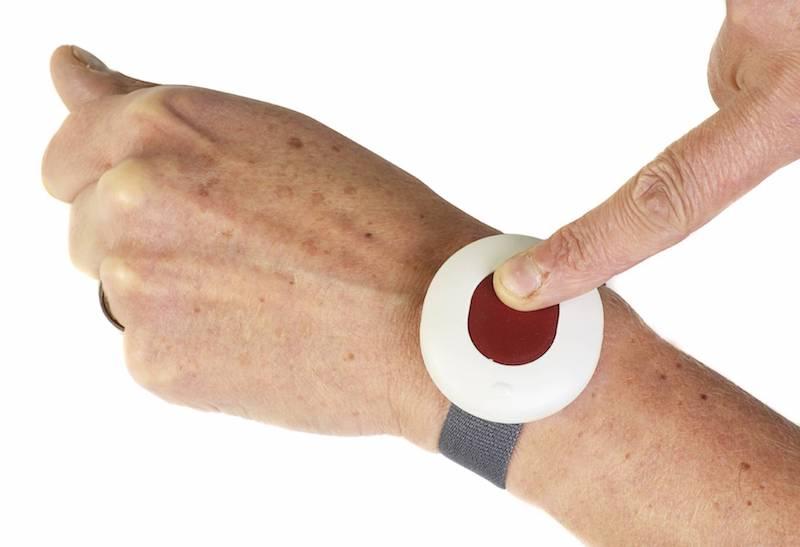 la téléassistance pour détecter les chutes chez les seniors