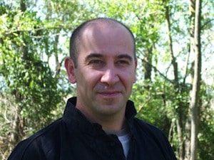 Thierry Julien, professeur de tai-chi, coach de Eté Indien Editions